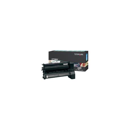 Toner/black 15000sh f Optra C772 X772e