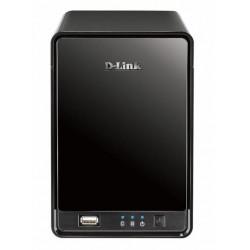D-Link DNR-322L Mydlink Network Video Recorder - DVR autonome - 9 canaux - en réseau