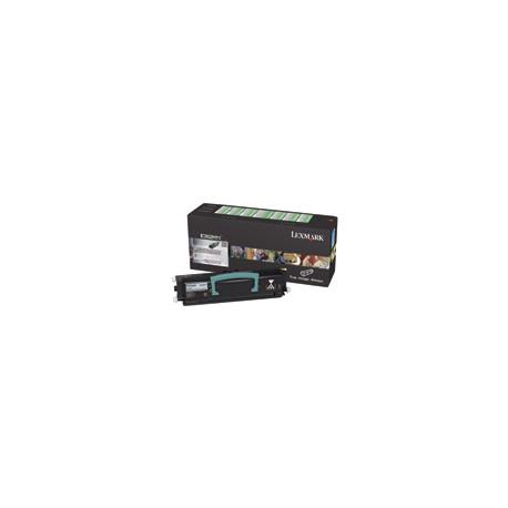 Lexmark - À rendement élevé - noir - originale - cartouche de toner LRP - pour Lexmark E350d, E350dt, E352dn, E352dtn