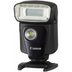 Canon Speedlite 320EX - Flash amovible à griffe - 32 (m) - pour EOS 1300, 5D, 77, 80, 800, 9000, Kiss X80, Kiss X9i, Rebel T6,