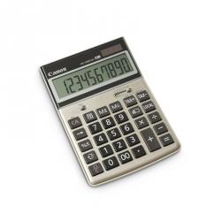 Canon HS-1200TCG - Calculatrice de bureau - 12 chiffres - panneau solaire, pile - champagne