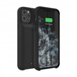 mophie Juice Pack access - Boîtier de batterie coque de protection pour téléphone portable - noir - pour Apple iPhone 11 Pro