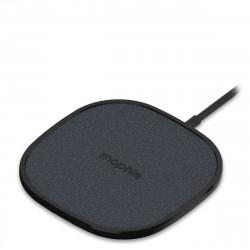 mophie - Plot de charge sans fil + adaptateur secteur - 10 Watt - noir - Europe