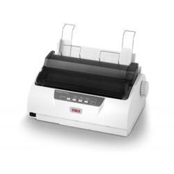 OKI Microline 1120eco - Imprimante - monochrome - matricielle - 254 mm (largeur) - 240 x 216 dpi - 9 pin - jusqu'à 375 car/sec