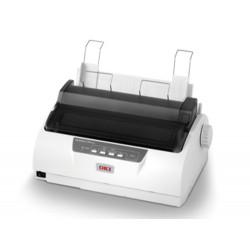 OKI Microline 1190eco - Imprimante - monochrome - matricielle - 254 mm (largeur) - 360 x 360 ppp - 24 pin - jusqu'à 333 car/se
