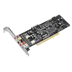 ASUS Xonar DG - Carte son - 24 bits - 96 kHz - 105 dB rapport signal à bruit - 5.1 - PCI - CMI-8786 - profil bas