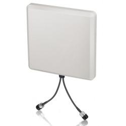 Zyxel ANT3316 - Antenne - 15 dBi, 16 dBi - directionnel - extérieur - blanc grisé
