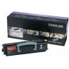 Lexmark - Noir - originale - cartouche de toner LCCP - pour Lexmark E330