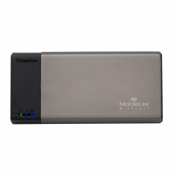 Kingston MobileLite Wireless - Adaptateur de diffusion en continu de support réseau - USB - USB 2.0