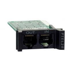 APC - Protection contre les surtensions (rack-montable) - 1U - noir