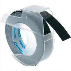 DYMO - Ribbon x10 9mmX3m Black f Junior/Omega PACK 10