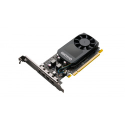 NVIDIA Quadro P620 - Carte graphique - Quadro P620 - 2 Go GDDR5 - PCIe x16 - 4 x Mini DisplayPort - pour Celsius J580, M7010, M