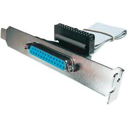 Fujitsu - Panneau parallèle - DB-25 - pour Celsius W570, W580, ESPRIMO P958, P958/E94
