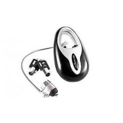 Kensington PocketSaver - Câble pour verrouillage notebook - 120 cm - pour Celsius C780, J550, M770, W570, W580, ESPRIMO D538/E9