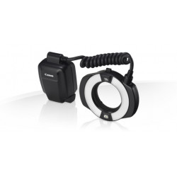 Canon MR-14EX II Macro Ring Lite - Flash annulaire (macro) - 14 (m) - pour EOS 1D, 2000, 3000, 4000, 9000, Kiss X90, Kiss X9i,