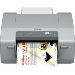 Epson GP-C831 - Imprimante d'étiquettes - couleur - jet d'encre - 241 mm (largeur) - 5 760 x 1 440 ppp - jusqu'à 92 mm/sec -