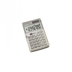 Canon LS-10TEG - Calculatrice de poche - 10 chiffres - panneau solaire, pile - gris artistique