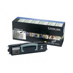 Lexmark - Noir - originale - cartouche de toner LRP - pour Lexmark X340 MFP, X340n, X342n MFP