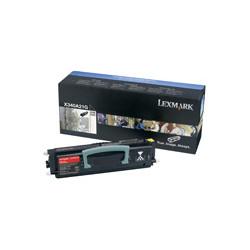 Lexmark - Noir - original - cartouche de toner - pour Lexmark X340 MFP, X340n, X342n MFP