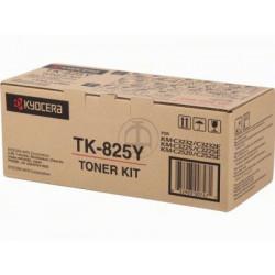 TK-825Y Toner/jaune f KM-C2520-3225-3232