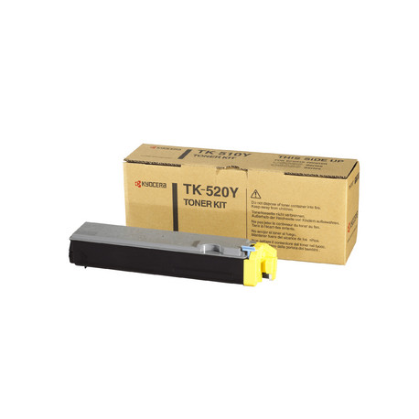 TK-520Y Toner/YELLOW f FS-C5015N