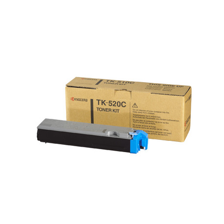 TK-520C Toner/CYAN f FS-C5015N
