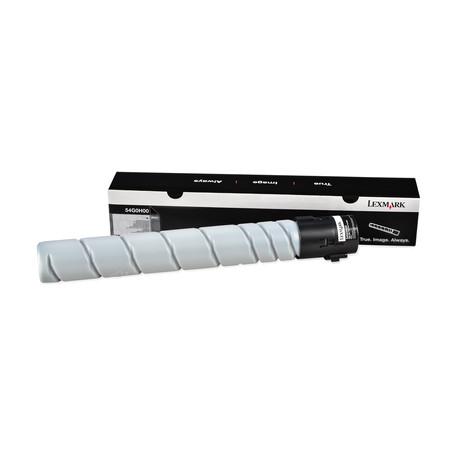 Lexmark - À rendement élevé - noir - originale - cartouche de toner LCCP - pour Lexmark MS911de