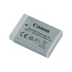 Canon Battery Pack NB-13L - Batterie - Li-Ion - 1250 mAh - pour PowerShot G1, G5, G7, G9, SX620, SX720, SX730, SX740