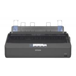 Epson LX 1350 - Imprimante - monochrome - matricielle - A3 - 240 x 144 dpi - 9 pin - jusqu'à 357 car/sec - parallèle, USB, sér