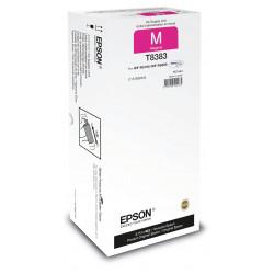 Epson T8383 - 167.4 ml - magenta - original - recharge d'encre - pour WorkForce Pro WF-R5190, WF-R5190DTW, WF-R5690, WF-R5690D