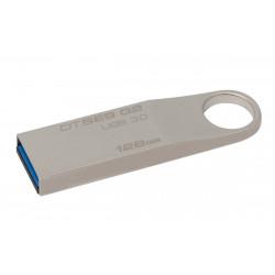 Kingston DataTraveler SE9 G2 - Clé USB - 128 Go - USB 3.0