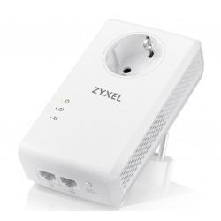 Zyxel PLA5456 - Starter Kit - pont - GigE, HomePlug AV (HPAV), HomePlug AV (HPAV) 2.0, IEEE 1901 - Branchement mural (pack de 2