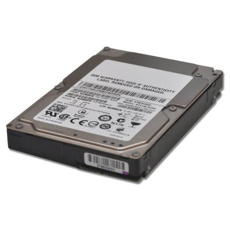 """Lenovo Gen3 512e - Disque dur - 1.8 To - échangeable à chaud - 2.5"""" - SAS 12Gb/s - 10000 tours/min - pour System x3250 M6 (2.5"""