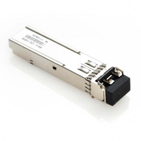Dell - Module transmetteur SFP (mini-GBIC) - GigE - 1000Base-SX - LC multi-mode - jusqu'à 550 m - 850 nm - pour Force10, Netwo