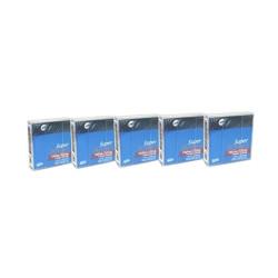 Dell - 5 x LTO Ultrium 3 - 400 Go / 800 Go - pour PowerEdge R310, R320, R720, R820, T110, T320, T420, T620, PowerVault DP100, D