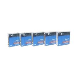 Dell - 5 x LTO Ultrium 6 - pour PowerEdge T320, T420, T620, PowerVault 124T, LTO6, ML6000, TL2000, TL4000