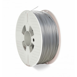 Verbatim - Argent - 1 kg - 396 m - filament ABS (3D)