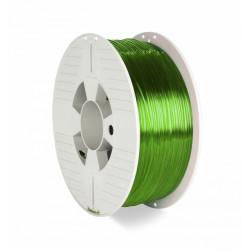 Verbatim - Vert transparent - 1 kg - filament PETG (3D)