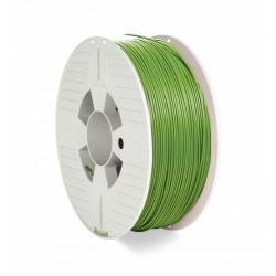 Verbatim - Vert, RAL 6018 - 1 kg - 335 m - filament PLA (3D)
