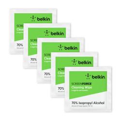 Belkin - Lingettes de nettoyage pour écran