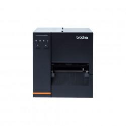 Brother TJ-4020TN - Imprimante d'étiquettes - thermique direct/transfert thermique - Rouleau (12 cm) - 203 dpi - jusqu'à 254