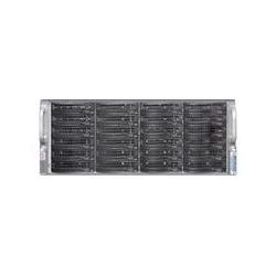 NETGEAR ReadyDATA 4U Expansion Chassis EDA4000 - Baie de disques - 24 Baies (SATA-300 / SAS) - SAS (externe) - rack-montable -