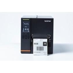 Brother Titan Industrial Printer TJ-4021TN - Imprimante d'étiquettes - thermique direct/transfert thermique - Rouleau (12 cm)