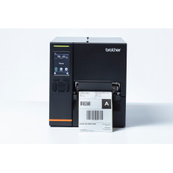 Brother TJ-4021TN Industrial Label Printer - Imprimante d'étiquettes - thermique direct/transfert thermique - Rouleau (12 cm)