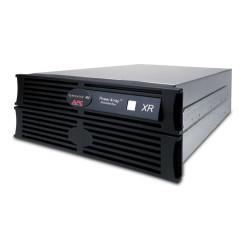 APC Symmetra RM XR Frame w/ 2 SYBT2 Scalable to 4 - Batterie d'onduleur - 2 x Acide de plomb - 4U - noir - pour P/N: SYAF16KRMI