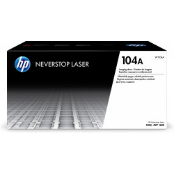 HP 104A - Noir - original - kit tambour - pour Neverstop 1001, 1202, Neverstop Laser 1000, MFP 1200, MFP 1201, MFP 1202