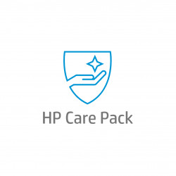 Electronic HP Care Pack Next Business Day Hardware Support with Defective Media Retention - Contrat de maintenance prolongé - p
