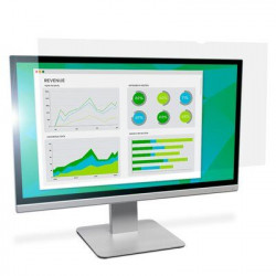 """Filtre anti-reflets 3M for 19.5"""" Monitors 16:9 - Filtre anti-reflet pour écran - largeur 19,5 pouces - clair"""