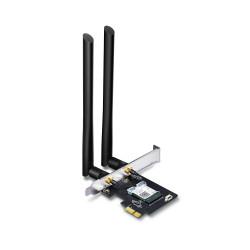 TP-Link Archer T5E - Adaptateur réseau - PCIe - Bluetooth 4.0, 802.11ac, Bluetooth 4.2