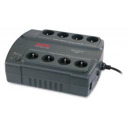 Onduleur APC BE 400VA - 200 Watts - 18 minutes d'autonomie- Technologie OffLine pour protection des PC. 8 prises FR. Garantie